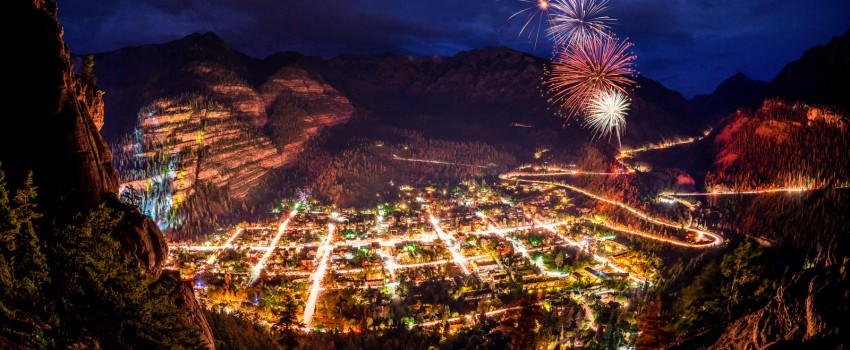 Fourth of July in Ouray